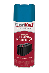 Silicone Spray Lubricant >> Battery Terminal Protector:Specialty | PlastiKote Paint Products
