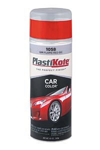 Car Colour Spray Automotive Touch Up Plastikote Paint
