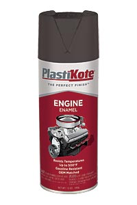 Engine Enamel Specialty Plastikote Paint Products