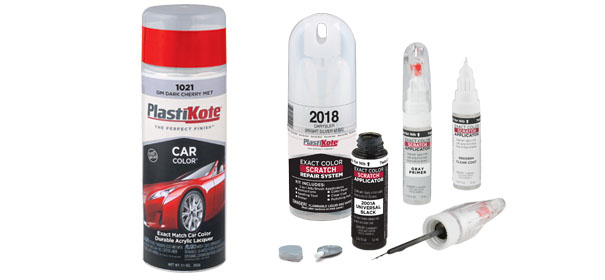 automotive touch-up products